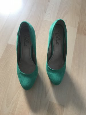 Blink Tacones altos verde