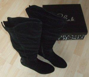 BLINK Overknee-Stiefel -schwarz - Größe 40 - NEU