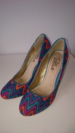 Blink High Heels cornflower blue