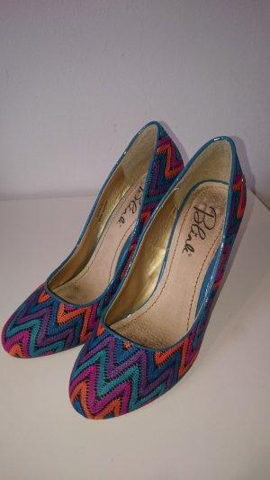 Blink High Heels cornflower blue