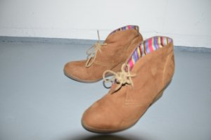 C&A Chelsea Boots multicolored imitation leather