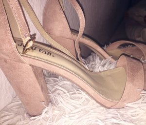 Blockabsatz-Schuhe