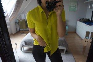 Blogger Basic Zara Bluse Gr M