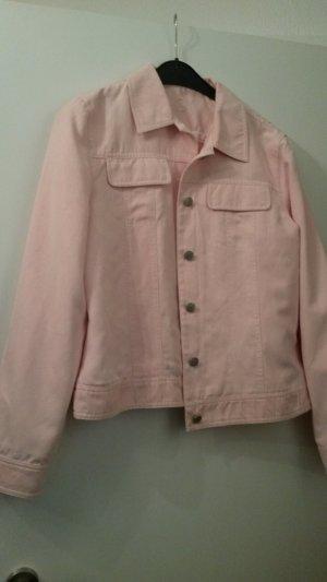 Blazer Boyfriend rosa claro-rosa