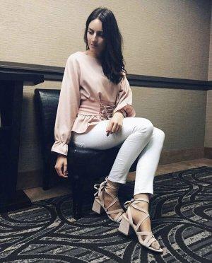 Blogger Bluse von Storets