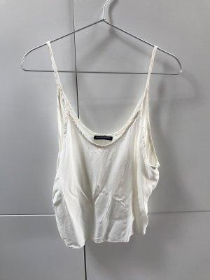 Blogger Brandy & Melville Cropped Top Shirt Einheitsgröße - nur einmal getragen 100% neuwertig!