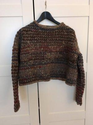 Blogger Crop Pullover von Zara