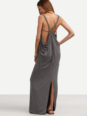 Blogger designer kleid boho sommer maxi strand oversized zara style s baumwolle