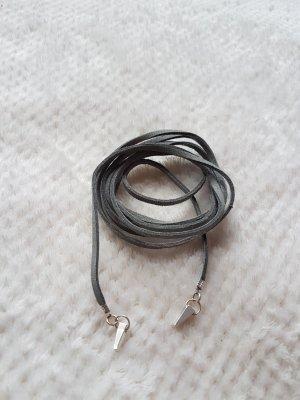 Blogger Halskette / Halsband zum binden