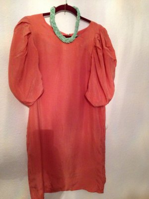 Blogger Kleid ausgefallen mit Reißverschluss