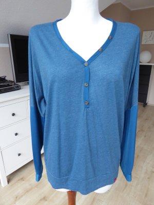 Blogger Langarm Shirt / Bluse