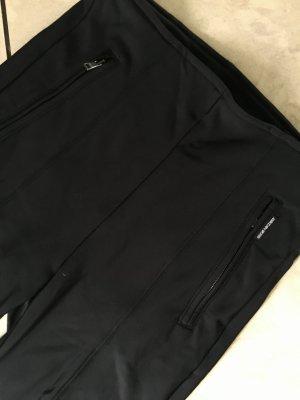 Blogger Leggings MARCCAIN sports schwarz eng Hinten Zipper  Gr.1