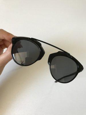 Blogger MANGO Sonnenbrille Pilotenbrille Schwarz - NEU und ungetragen!