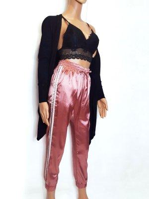 Pantalón color rosa dorado-rosa empolvado