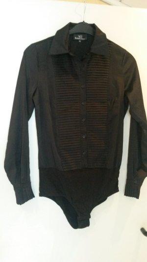 BLOGGER !! SEI DER STAR - ganz besonderer toller Bluse Boddy mit Rüschen - ROBERTO TOTTI