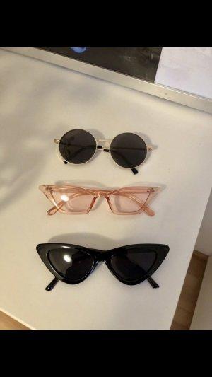 Blogger Sonnenbrillen CAT Eye