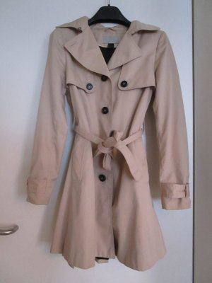 Blogger Statement Trench Coat