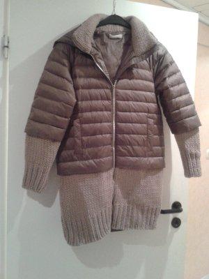 Stefanel Veste matelassée multicolore laine