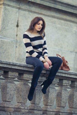 Blogger Style Pullover von H&M, Gr. M