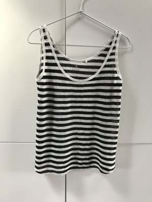 Tank Top white-black