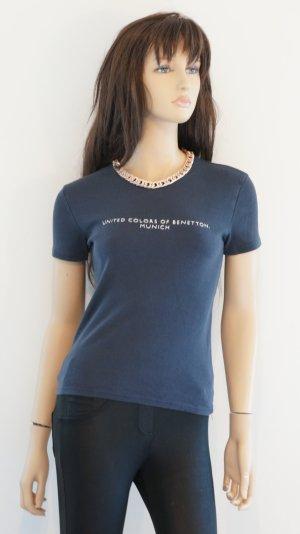 *Blogger, Wunderschön & Neu* Shirt Benetton * Top Shirt Kleid Pullover Cardigan