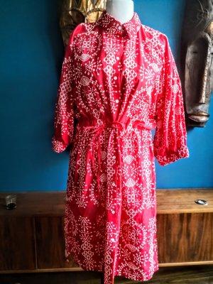 Blogger ZARA Hemdblusenkleid Kleid XL NEU