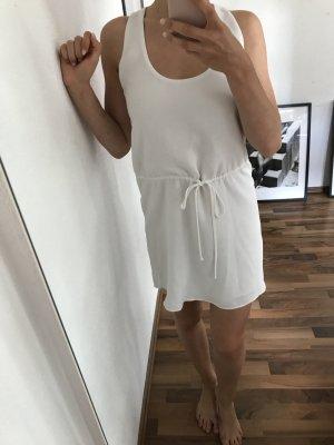 Zara Beach Dress white