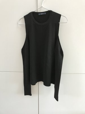 Zara Knitted Jumper black