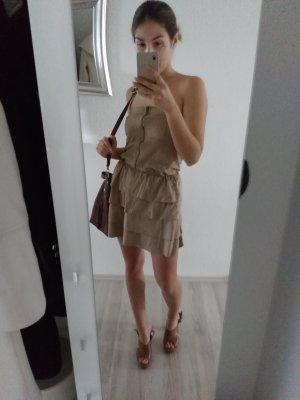 Bloggerkleid in Wildleder-Optik Gr.S aus LA