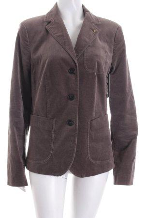Blonde No. 8 Blazer graubraun-grau schlichter Stil