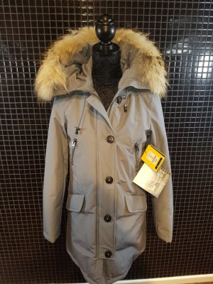 Blonde No.8 Damen Echtfell Parka Polar 515