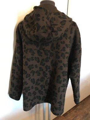 Blonde No. 8 Abrigo de lana multicolor