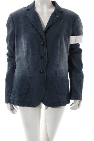 Blonde No. 8 Jeansblazer graublau Used-Optik