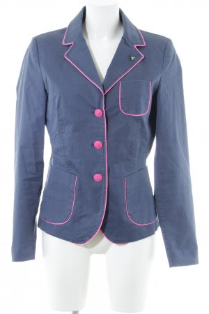 Blonde No. 8 Denim Blazer multicolored college style