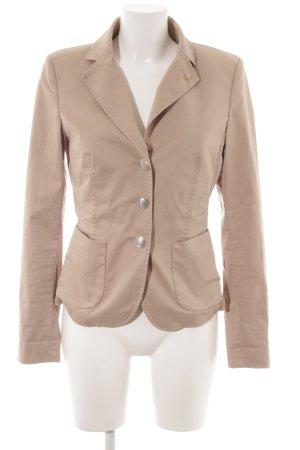 Blonde No. 8 Jerseyblazer beige Business-Look