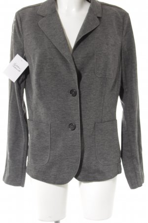 Blonde No. 8 Jersey Blazer gris estilo «business»