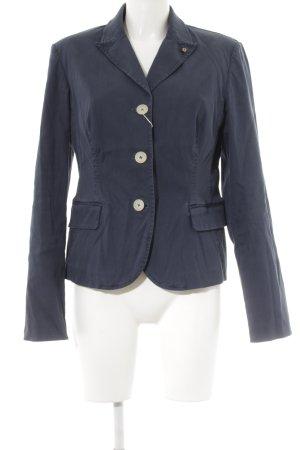 Blonde No. 8 Short Blazer dark blue classic style