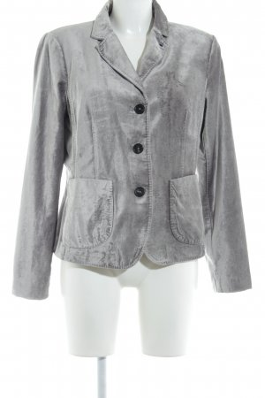 Blonde No. 8 Kurz-Blazer grau Casual-Look