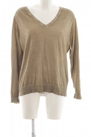 Blonde No. 8 Longsleeve wollweiß Casual-Look