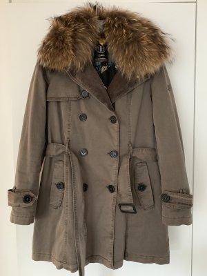 Blonde No. 8 Abrigo de invierno caqui