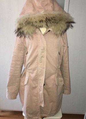 Blonde No. 8 Winter Coat pink-oatmeal