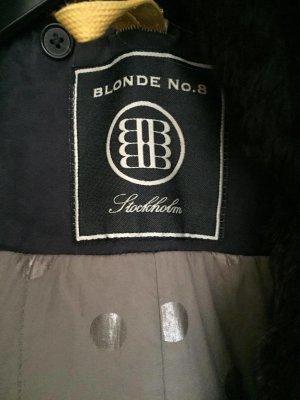 Blonde No. 8 Winter Coat blue-dark blue pelt