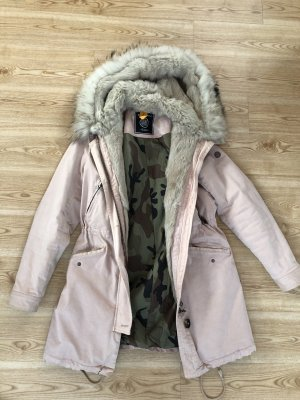 Blonde No. 8 Parka rosa Gr. 36