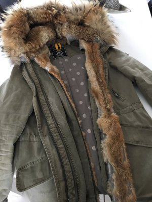 Blonde No. 8 Parka cachi