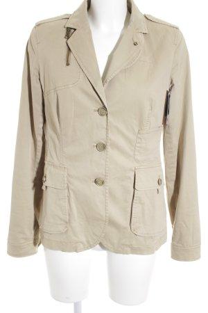 Blonde No. 8 Overgangsjack beige-room casual uitstraling