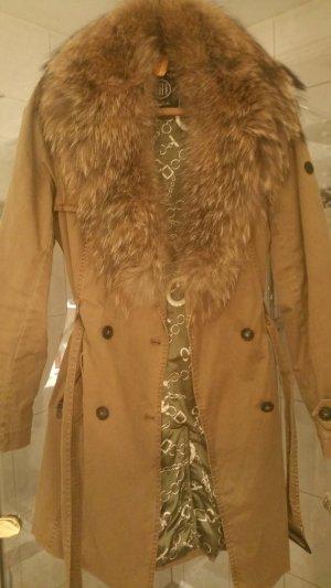 Blonde No. 8 Winter Coat multicolored cotton
