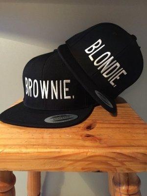 Blondie&Brownie Snapback Neu Schwarz