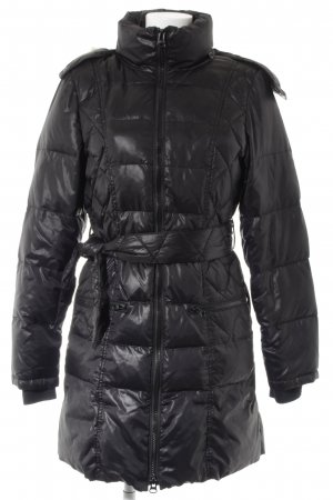 Bloom Daunenjacke schwarz Casual-Look