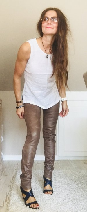 Bloom Legging lichtbruin-grijs-bruin