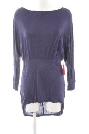 Bloom Jerseykleid dunkelblau Casual-Look